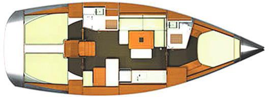 Dufour 405